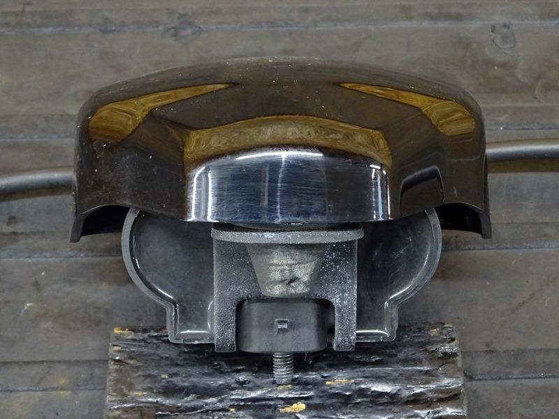【210318】XG750 ストリート '17■ イグニッションコイル プラグコード プラグキャップ カバー 【ハーレー_画像4