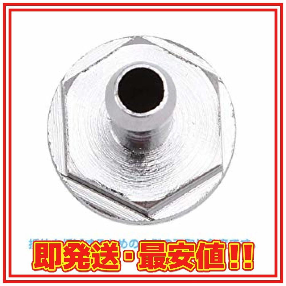 11mm Acouto [水冷フィッティング] 6個入り 水冷ツータッチ継手G1 / 4チューブ用チューブコネクタ pc用 (1_画像4
