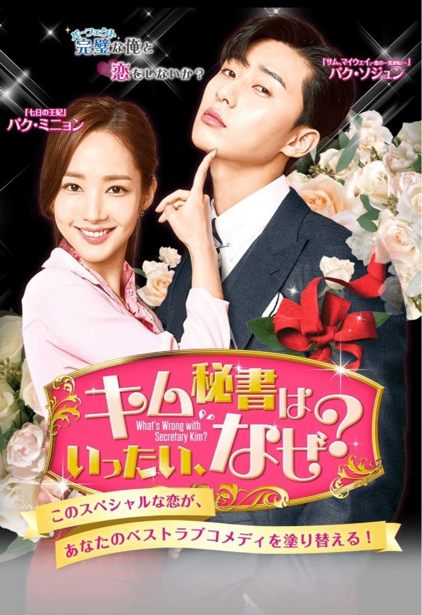 韓国ドラマ《キム秘書がなぜそうか?》ブルーレイ全話