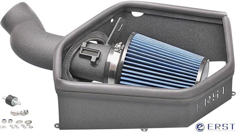【M's】ボルボ V70 V60 S60 T4 (2011-2014) ERST インテークシステム + エアーフィルター / エアスト VOLVO 1.6 DRIVe T4 B4164T パーツ_画像1