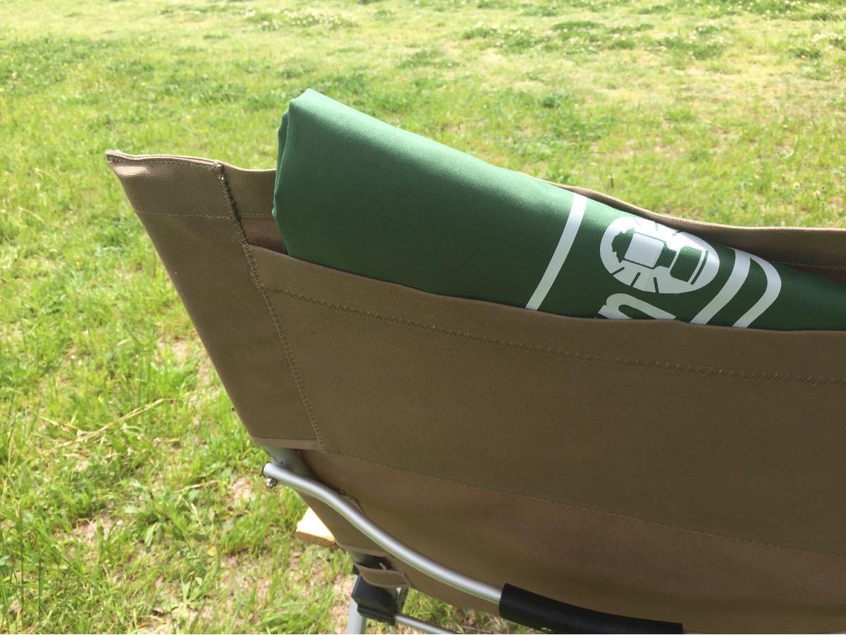 防水帆布リクライニングチェア/モスベージュ張生地のみ 1シート(受注オーダー)