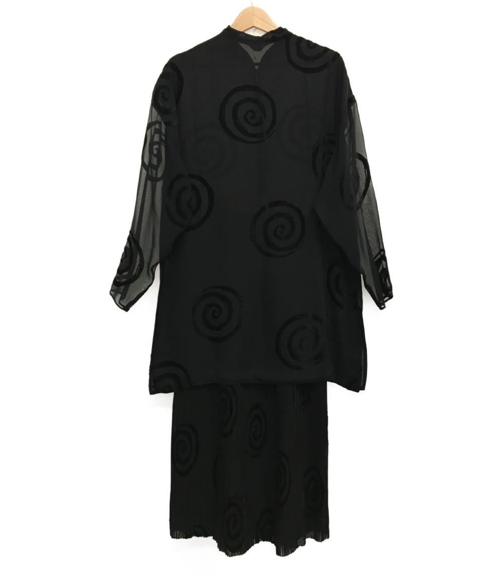 美品 センソユニコ スカート セットアップ レディース SIZE 09 (M) SENSOUNICO_画像2