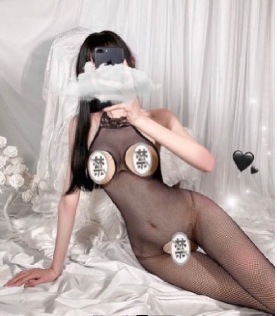 ベビードール セクシーランジェリー Tバック 黒 ナイトウェア スリップ エロ下着 透け透け ボディーストッキング エロ可愛い