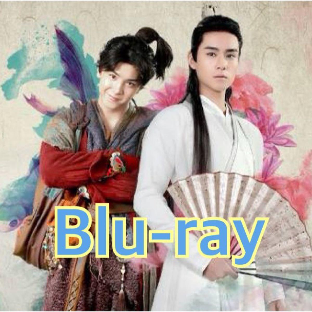 中国ドラマ マーベラスツインズ Blu-ray