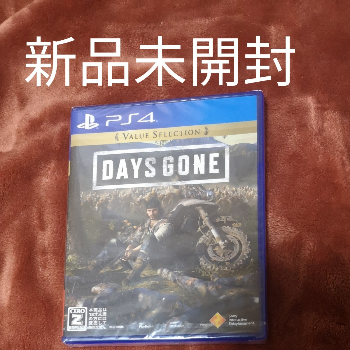 【PS4】 新品未開封 Days Gone [Value Selection] PS4ソフト