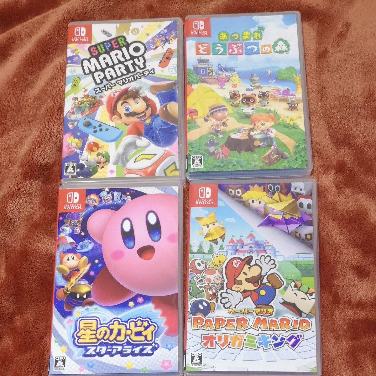 Nintendo Switch ニンテンドースイッチソフト スーパーマリオパーティ