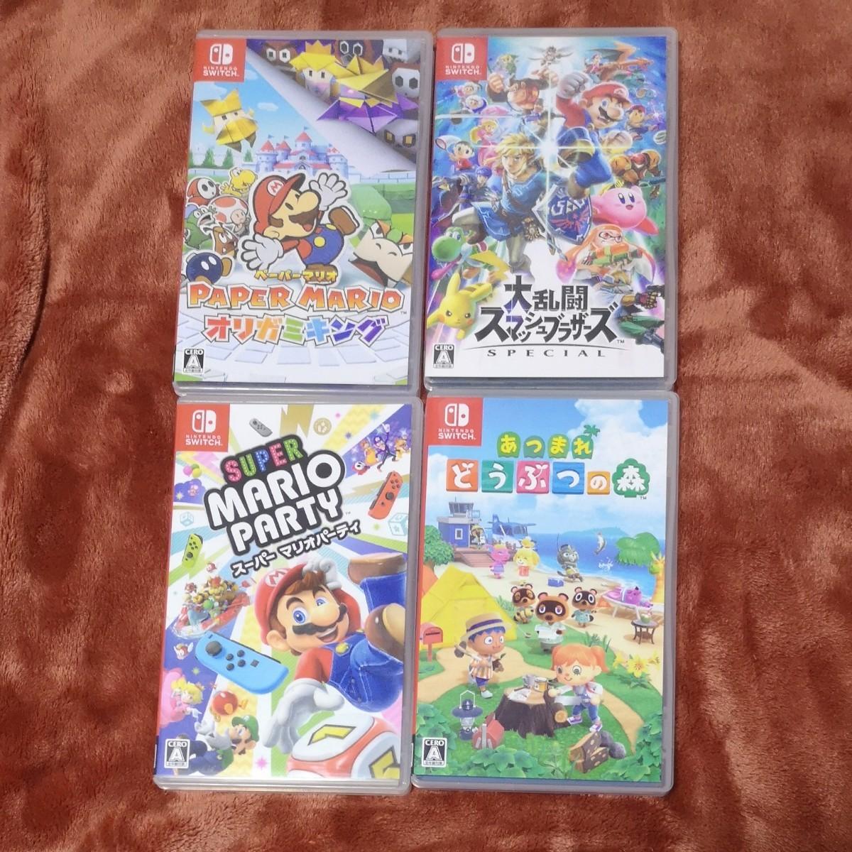 Nintendo Switch ニンテンドースイッチソフト 大乱闘スマッシュブラザーズ