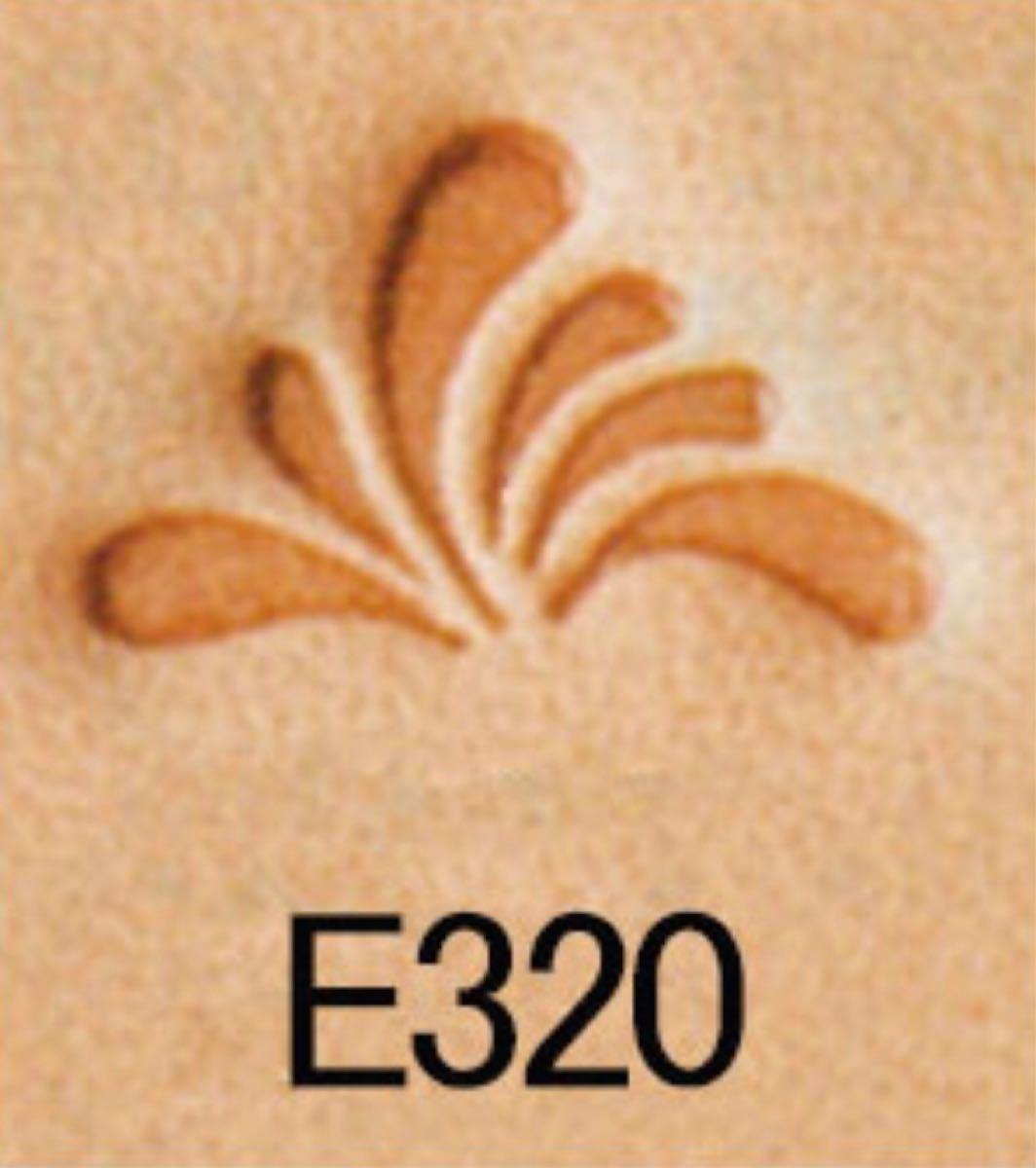 レザークラフト  刻印 SEIWA E320