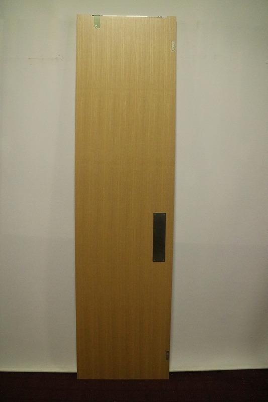 G4F-D3 ◇ 590*2260(本体) ◇ 右吊ドア ◇ 枠無 ◇ レバーストッパー付 ◇ 展示品_画像2