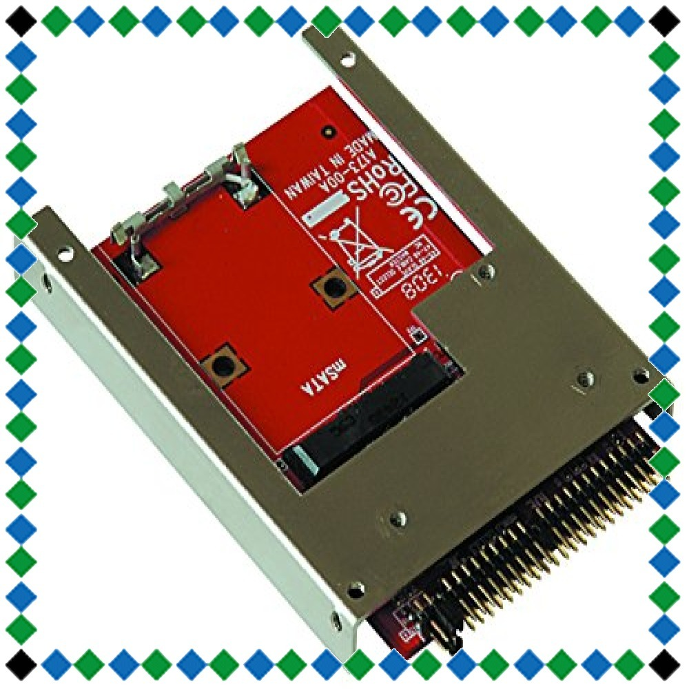 玄人志向 セレクトシリーズ mSATA SSD IDE変換アダプター KRHK-MSATA/I9_画像3
