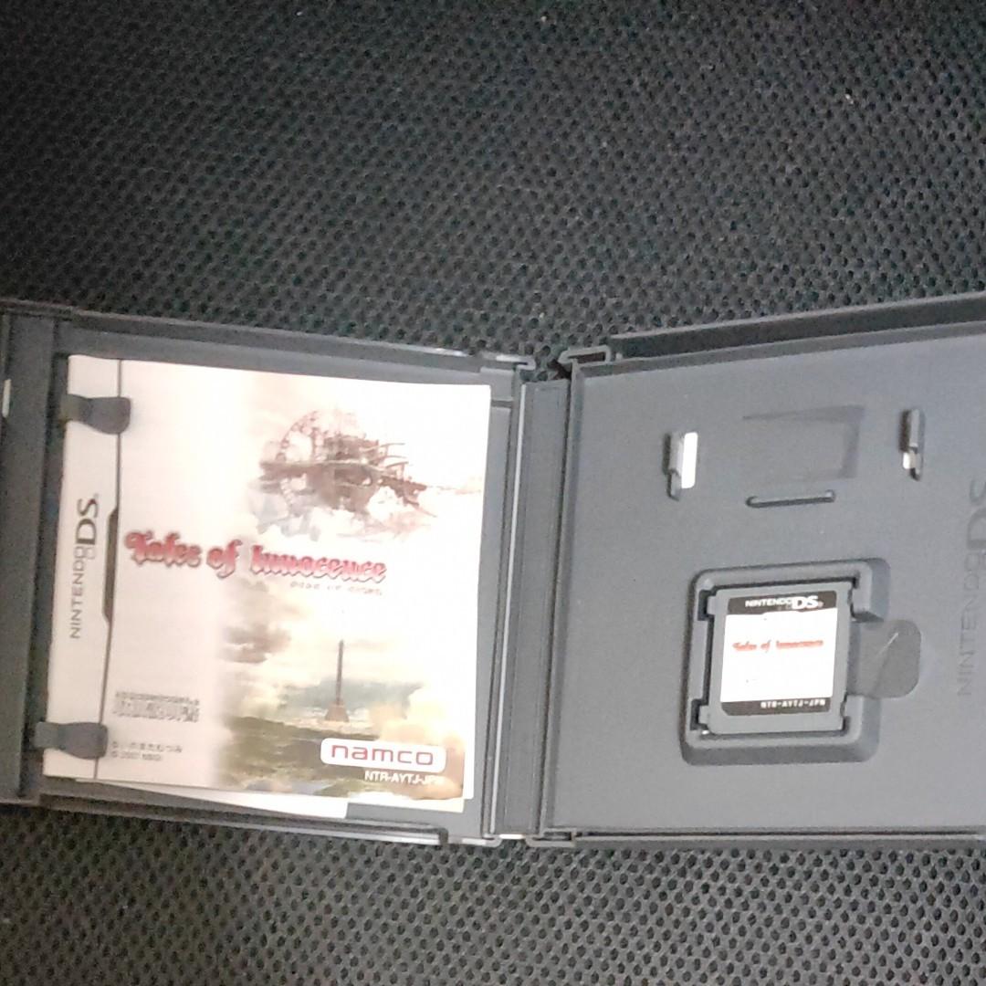テイルズ オブ イノセンス DS