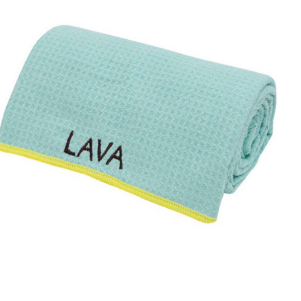 LAVA ヨガラグ未使用ミントグリーン
