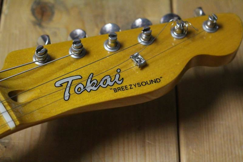 Tokai BREEZ SOUND テレキャスター エレキギター ジャパン ヴィンテージ 日本製 80s_画像2