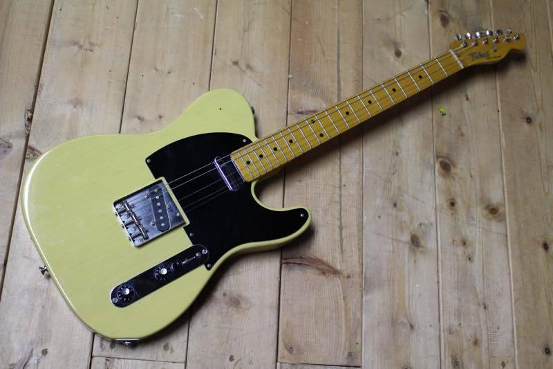 Tokai BREEZ SOUND テレキャスター エレキギター ジャパン ヴィンテージ 日本製 80s_画像1