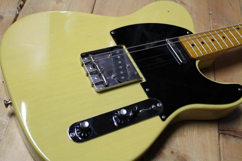 Tokai BREEZ SOUND テレキャスター エレキギター ジャパン ヴィンテージ 日本製 80s_画像3