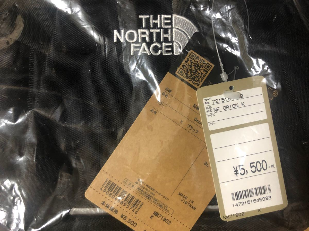 THE NORTH FACE ORION ウエストバッグ ザ・ノース・フェイス ボディバック