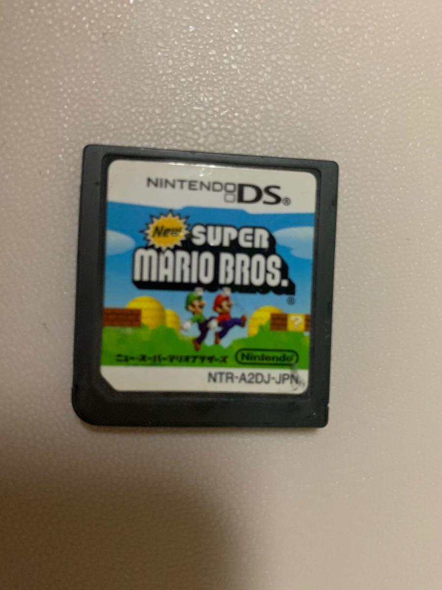 NEWスーパーマリオブラザーズ DS