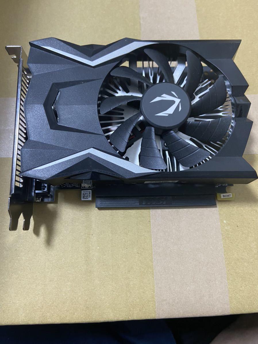 ZOTAC GAMING GeForce GTX 1650 OC GDDR6 ZT-T16520F-10L 使用品_画像2