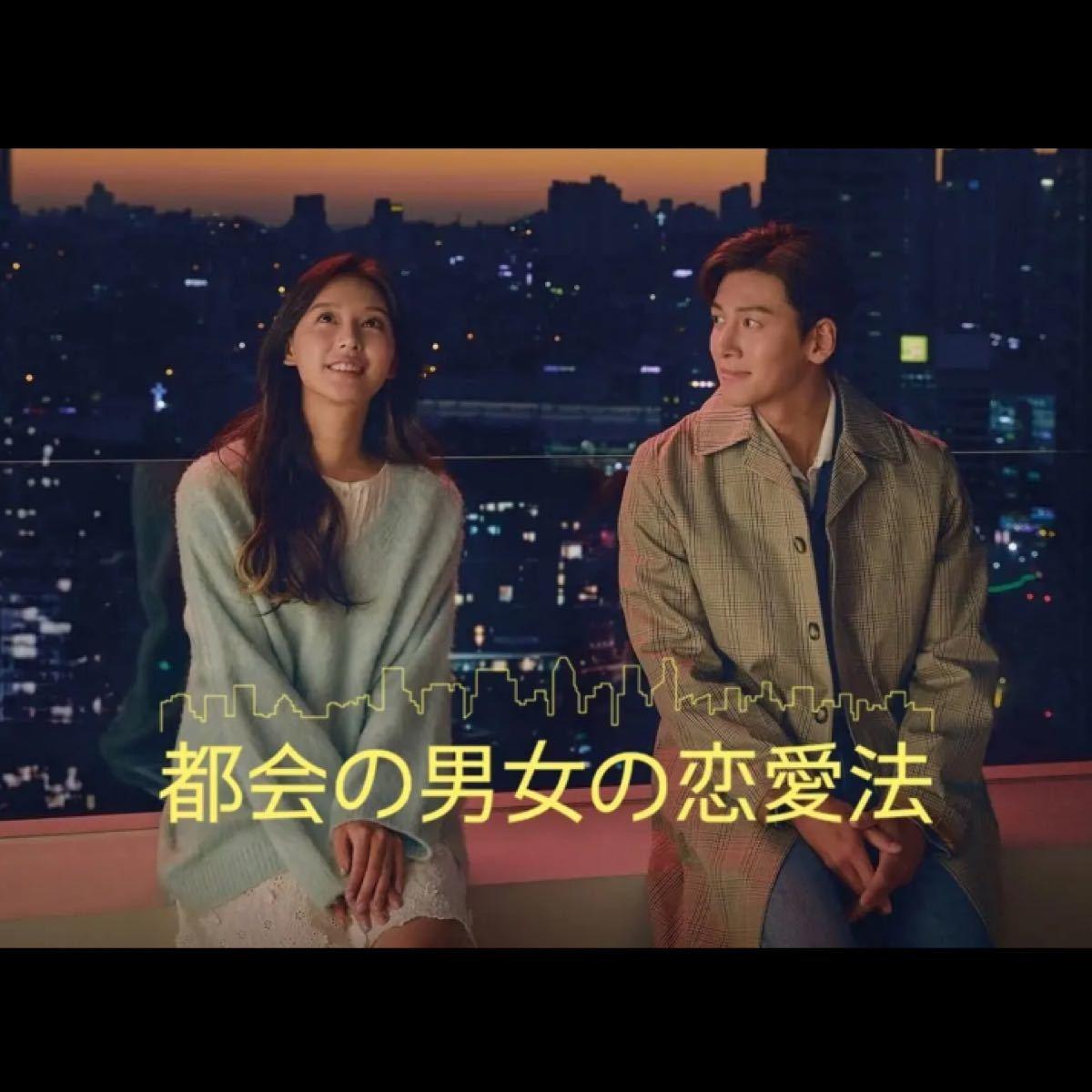 ☆韓国ドラマ☆『都会の男女の恋愛法』Blu-ray  全話 クリアケース入