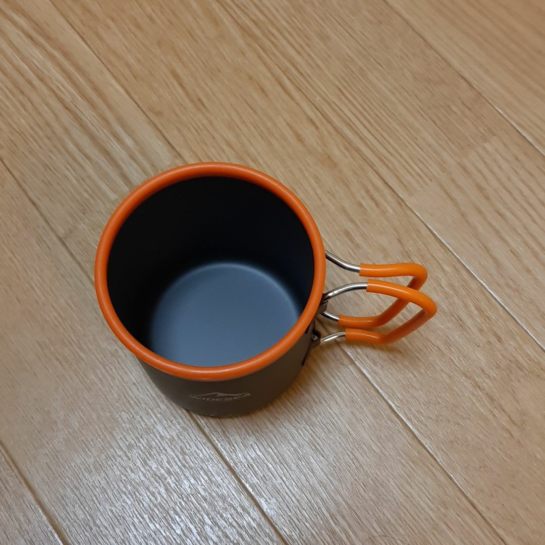 Widesea キャンプ用アルミカップ アウトドア マグカップ
