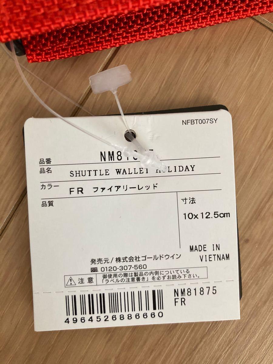 ザ・ノース・フェイス THE NORTH FACE Shuttle Wallet