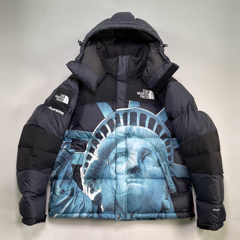 19aw Supreme The North Face Statue of Liberty Baltro Jacket Black S シュプリーム ノ