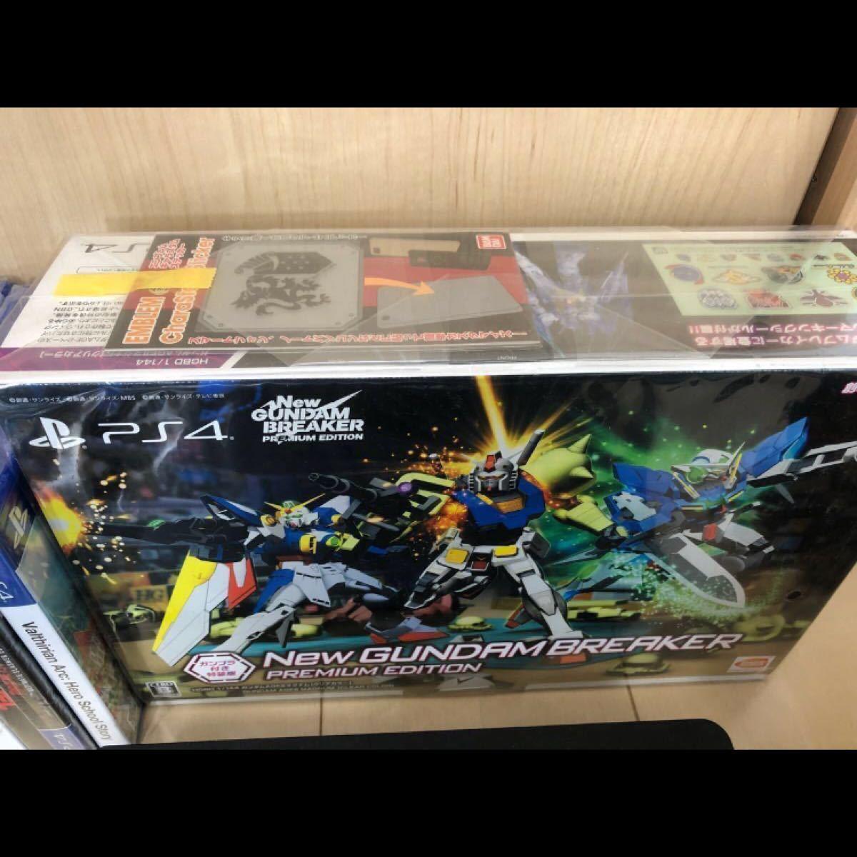 【PS4】New ガンダムブレイカー プレミアムエディション