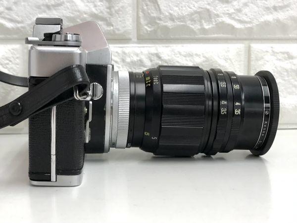 minolta SR-7 ミノルタ SANKYO KOHKI KOMURA f=135mm 1:3.5 動作未確認 一眼レフ カメラ レンズ 中古 fah 3Y160S_画像3