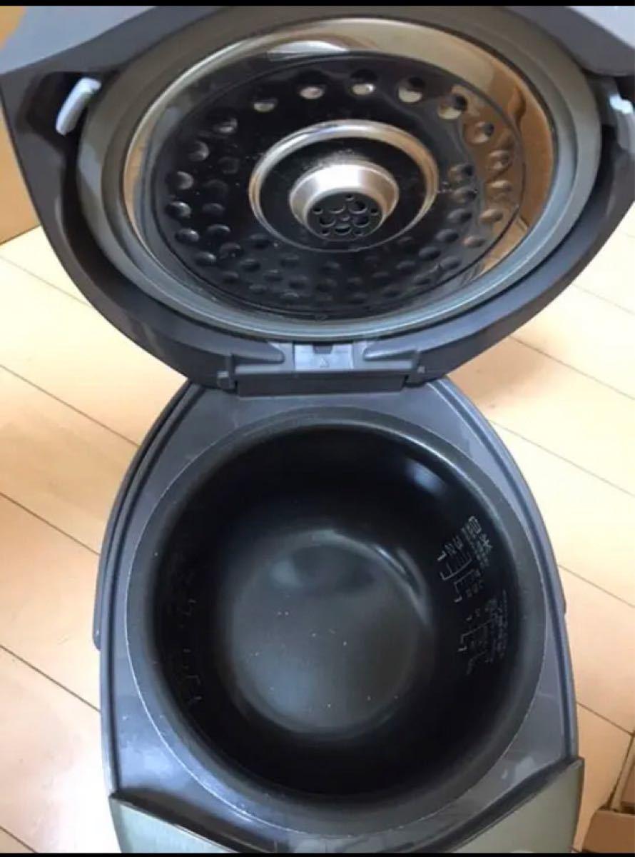 【中古品】三菱IHジャー炊飯器 NJ-HS06 (3.5合炊き)