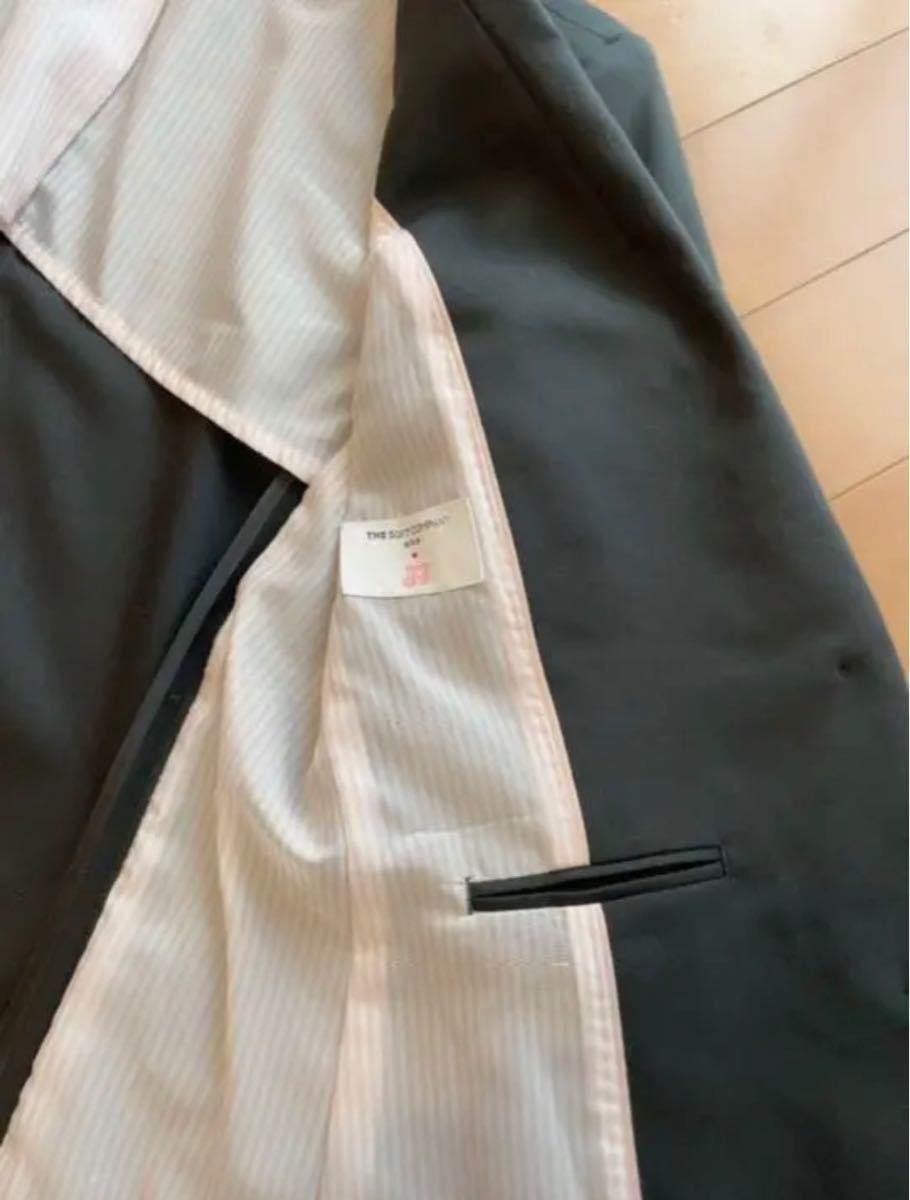 スーツ 洗える テーラードジャケット THE SUIT COMPANY JJコラボ テーラードジャケット