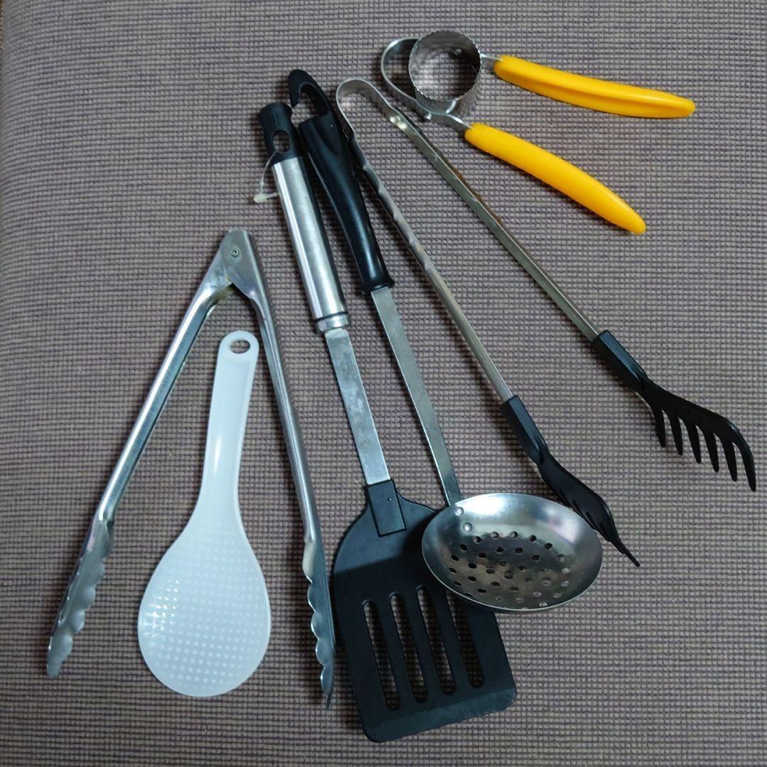 調理器具 6点セット キッチンツール