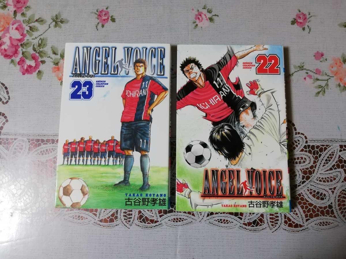 ANGEL VOICE 22巻、23巻 (少年チャンピオン・コミックス) B00220
