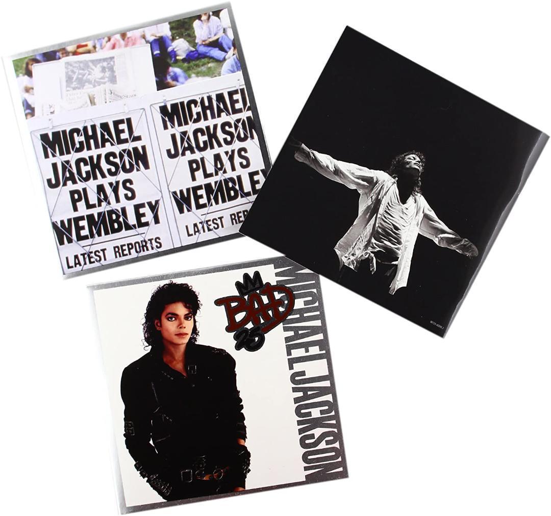 Michael Jackson マイケル・ジャクソン Bad BOX 25th Anniversary 3CD+1DVD US盤BOX 新品未開封