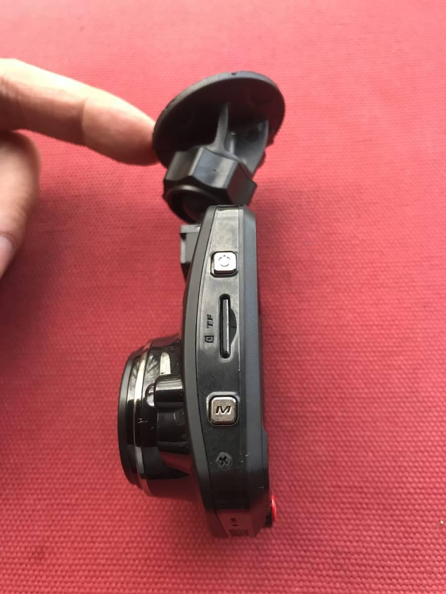 A-280 ◇azur DRX-016ドライブレコーダー ◇ジャンク品 送料520円~_画像2