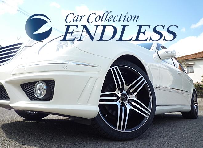 「10 W211 E320AVG 左H 新品フルコンプリート 新品19INアルミ 新品マフラー キセノン ディーラー車 本革 電動シート ETC サンルーフ」の画像3