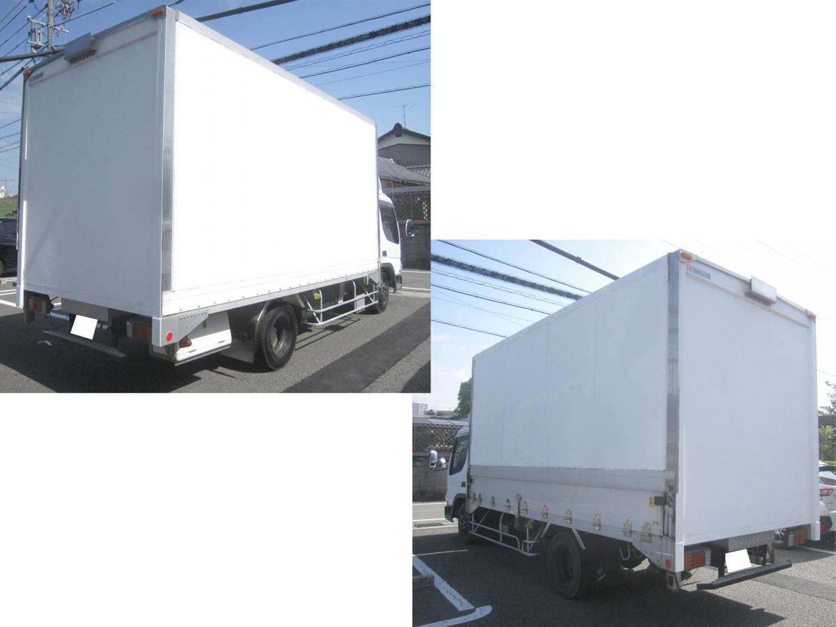 「なかなかない タイタン トラック KK-WH63G 1万キロだい ディーゼル(軽油) NOXPM適合 移動販売車や作業車にも用途色々」の画像3