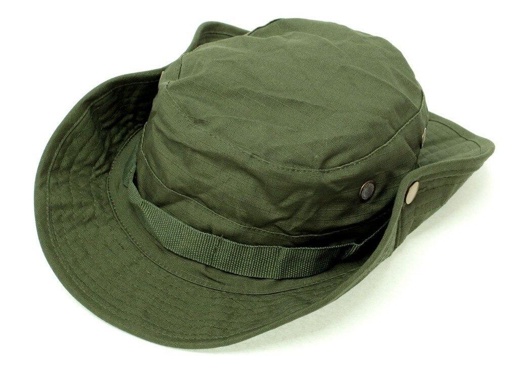 【最終値引き】米軍の戦術的BOONIE帽子軍人綿迷彩キャップペイントボールエアガン狙撃バケットキャップハント釣り屋外狩猟帽子_画像5