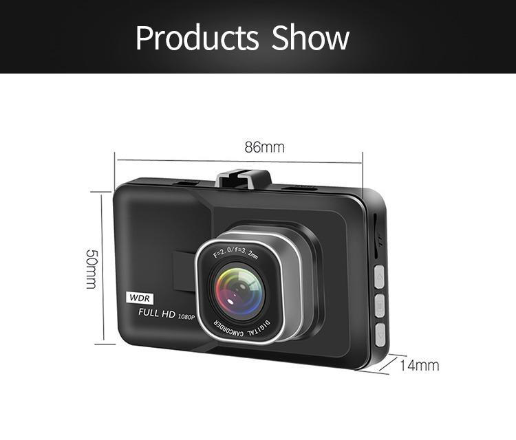 【激安特価】 運転対策 ダッシュカメラ HD 1080P 車運転 レコーダー 車両カメラ ドライブレコーダー ドライブカメラ カメラ_画像4