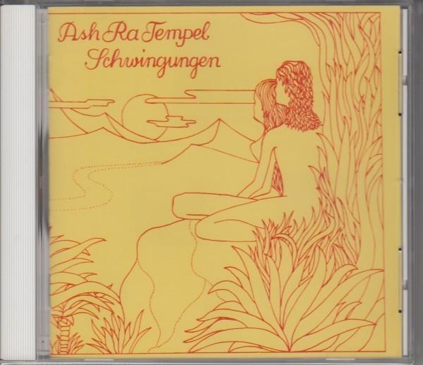 ASH RA TEMPEL / セカンド-振動(国内盤CD)_画像1