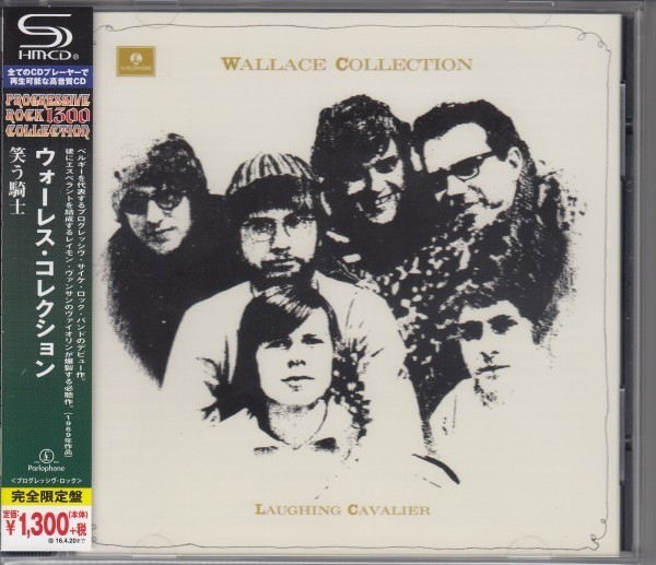 WALLACE COLLECTION / 笑う騎士(国内盤CD)_画像1