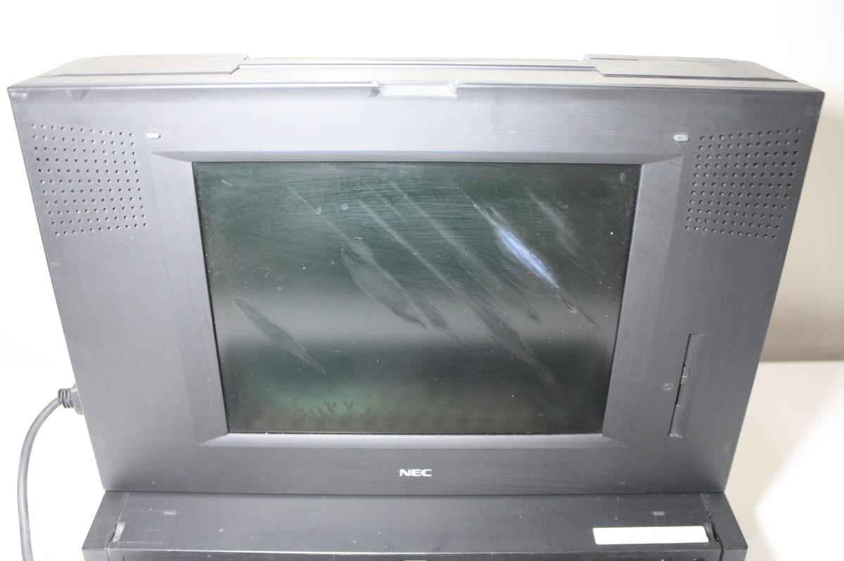 F1600【中古】NEC PC-9821Cr13/T model A 現状品パーツ取用_画像4
