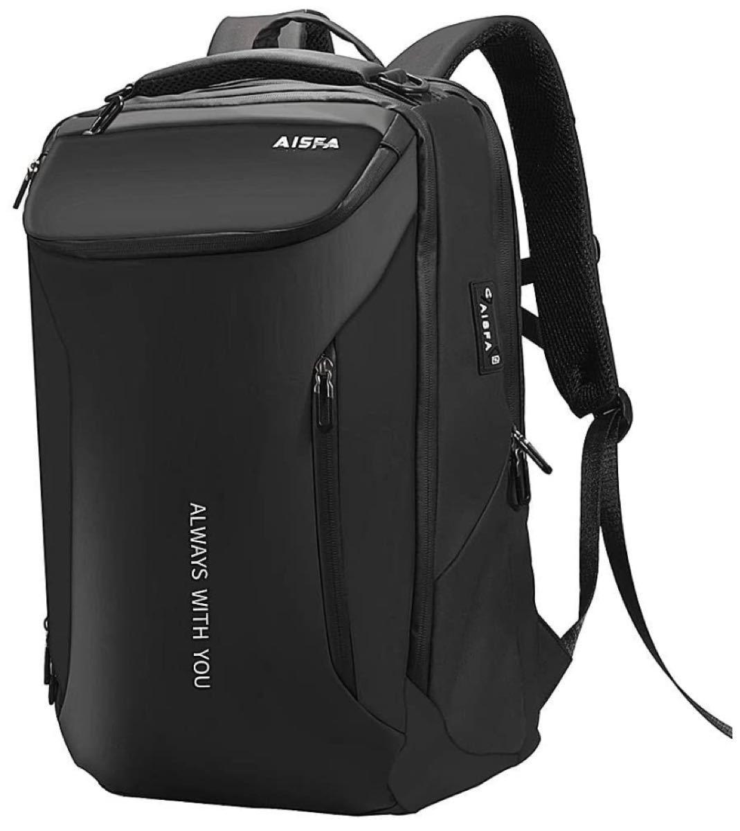 リュック メンズ リュックサック ラップトップバック  PC ビジネスリュック 大容量 bag 30L USB充電機能付き