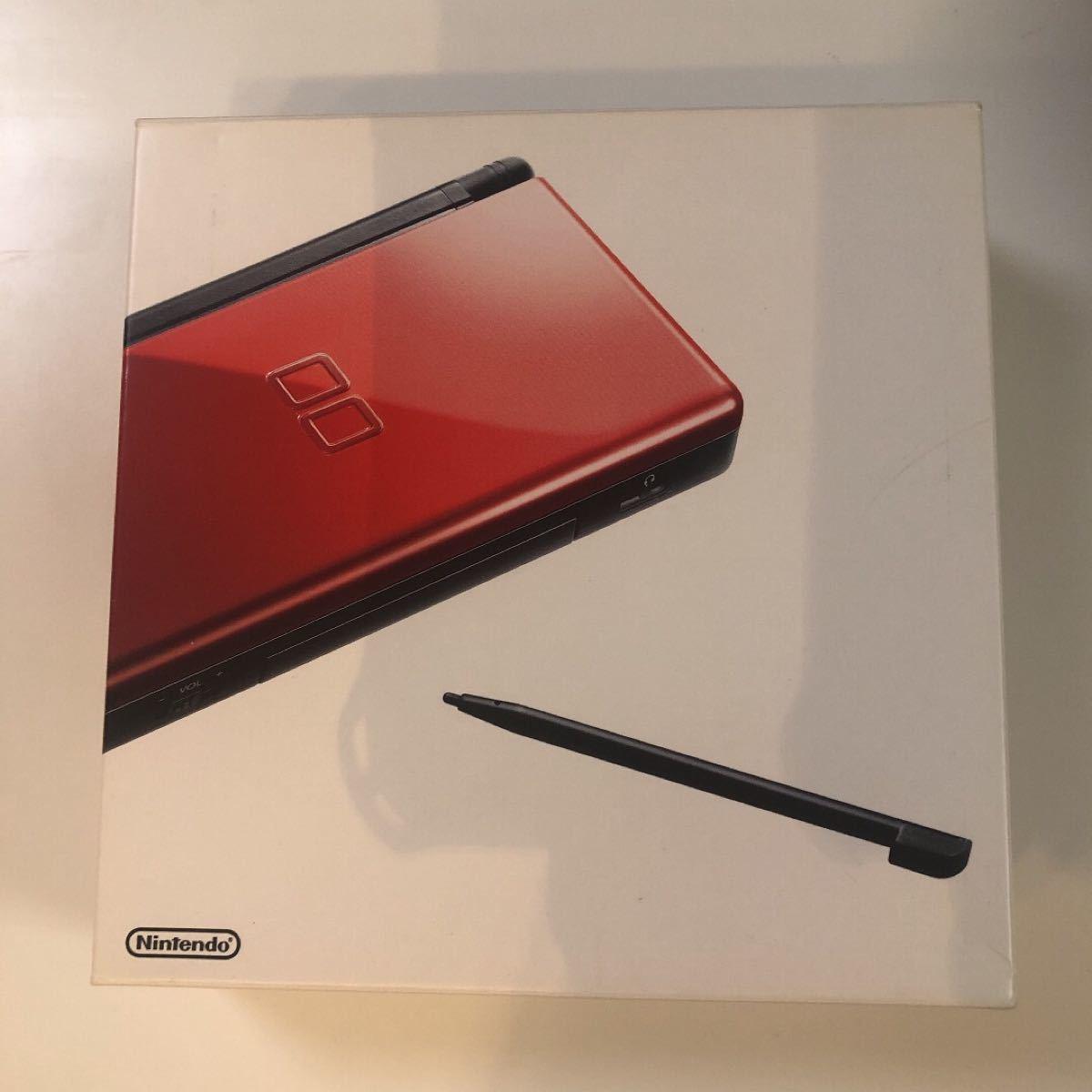 Nintendo NINTENDO DS ニンテンドーDS LITE クリムゾン、ブラック