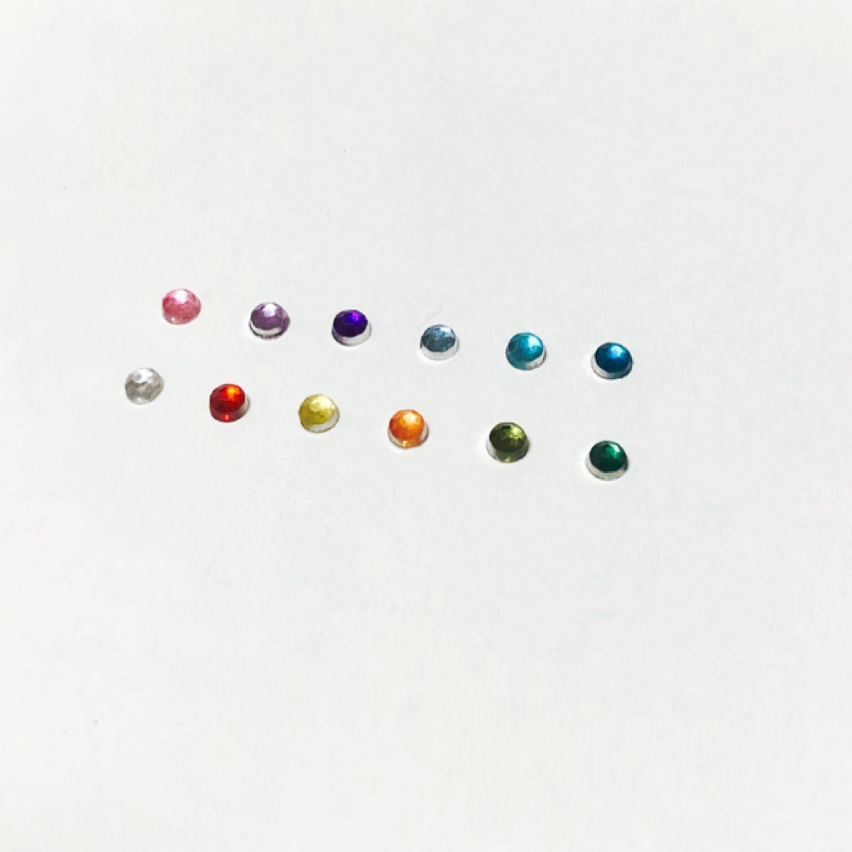 ビジュー ラインストーン pp13(ss6) 径1.8-2.0ミリ 400粒