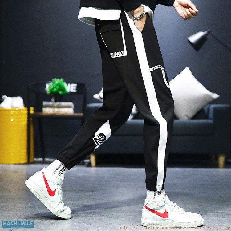 テーパードパンツ メンズ ラインパンツ スウェット テーパードパンツ メンズ ラインパンツ スウェット プリントパンツ カジュアル スポー