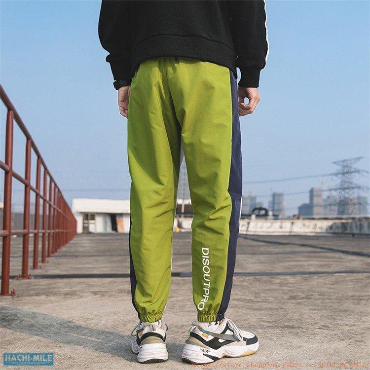 テーパードパンツ メンズ 運動パンツ アンクル スウェットパンツ テーパードパンツ メンズ 運動パンツ アンクル スウェットパンツ 配色 カ