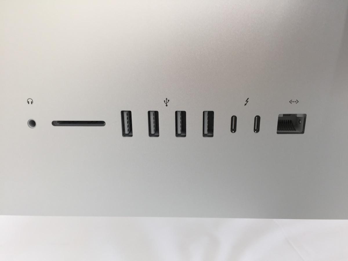 送料無料 Apple iMac/Retina4K21.5-inch2019/A2116/Corei3 CPU 8100/3.60GHz /HDD1TB/8GB/21.5インチ/mac OS BigSur/中古アップル_画像3