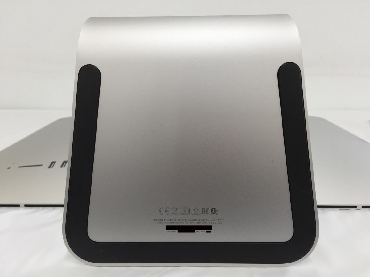 送料無料 Apple iMac/Retina4K21.5-inch2019/A2116/Corei3 CPU 8100/3.60GHz /HDD1TB/8GB/21.5インチ/mac OS BigSur/中古アップル_画像4