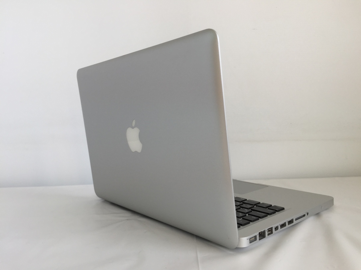 送料無料 Apple MacBook Pro/13-inch Mid 2012/A1278/Core i5 CPU 3210M 2.5GHz HDD500GB 4GB 13.3インチ macOS Catalina 中古アップル_画像2