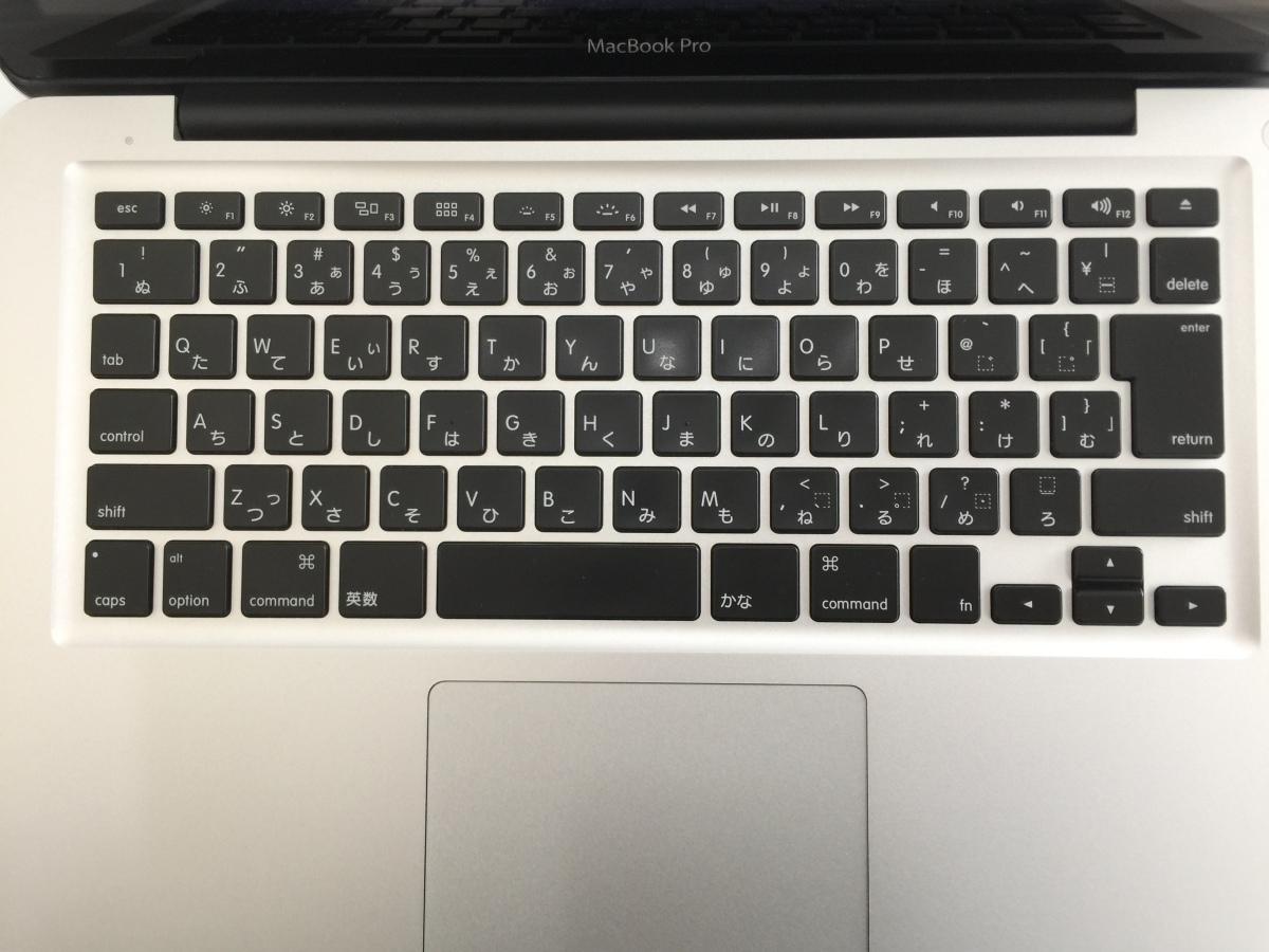 送料無料 Apple MacBook Pro/13-inch Mid 2012/A1278/Core i5 CPU 3210M 2.5GHz HDD500GB 4GB 13.3インチ macOS Catalina 中古_画像5